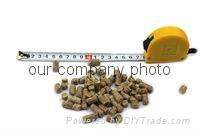 Wood pellet (pure pine,SGS certificate)