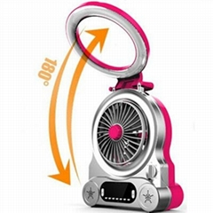 portable mini handheld fan and rechargeable fan with with CE.CB.CSA standard