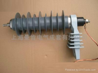 YH5WS配电型无间隙氧化锌避雷器 1