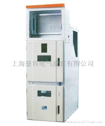 KYN28G-12铠装移开式交流金属封闭开关柜柜体 1