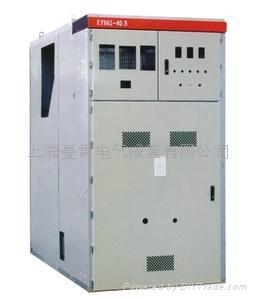 KYN61-40.5(Z)铠装移开式交流金属封闭开关柜柜体 1