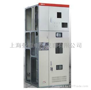 XGN2-12箱型固定式开关柜柜体 1