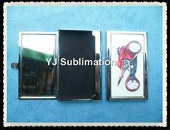 sublimation name card holder