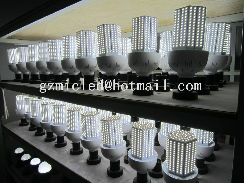 hot sale waterproof 85-265v 60w e27 e14 led corn lights for landscapecity lighti 4