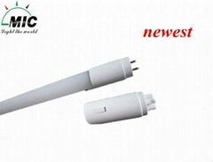commerical outdoor led MIC 1200mm t8 smd led tube lamp for Garden