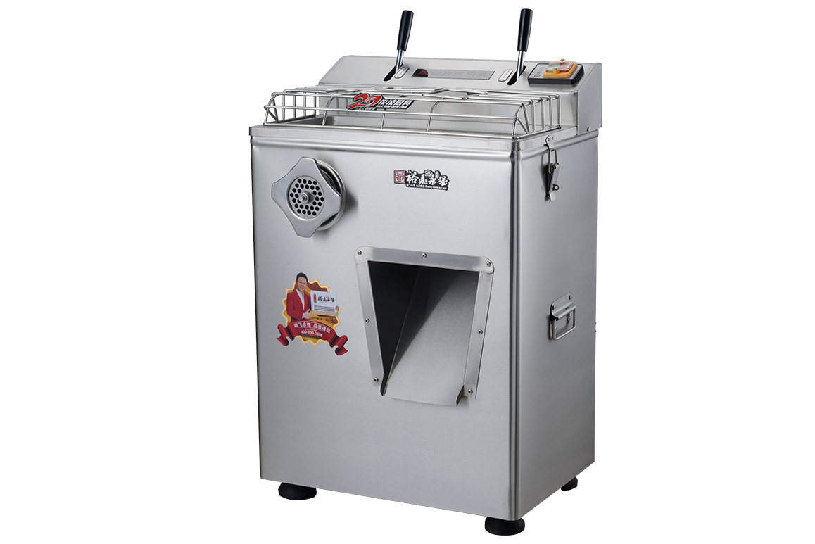 Meat cut and grinder machine 1