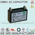 2014 Hot Sale CBB61 AC MOTOR CAPACITOR