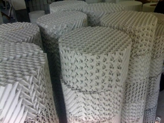 陶瓷規整填料