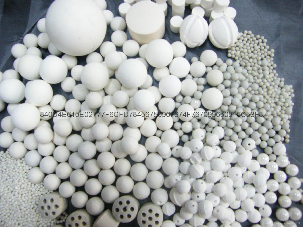 高純氧化鋁瓷球 5