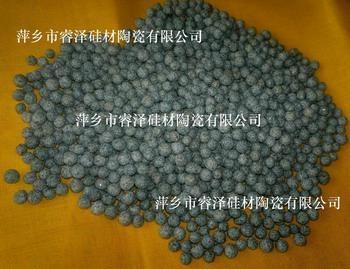 球形綠碳化硅載體 1