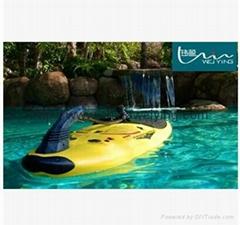 动力冲浪艇
