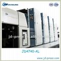 offset printing machine price in