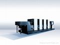 4 colour offset printing machine like