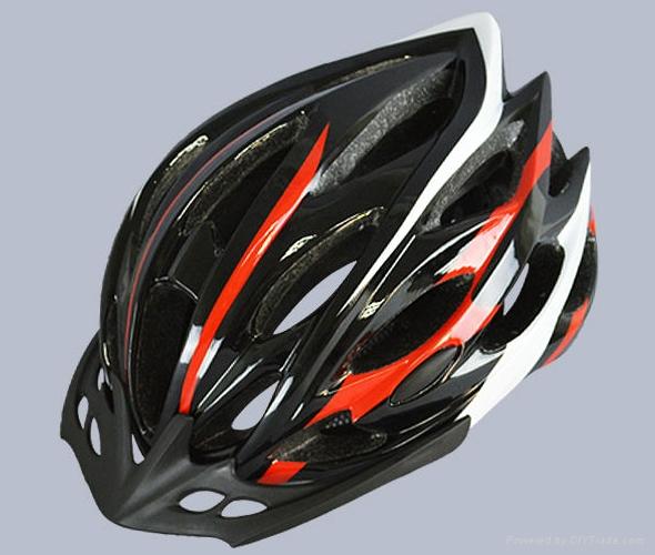 bicycle equipment helmet  road bike helmet  EPS safety helmet 1