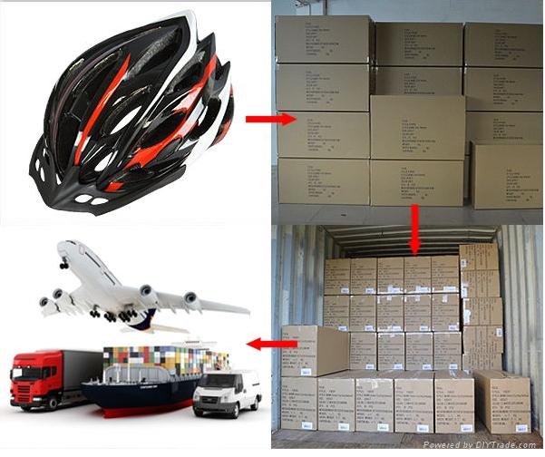bicycle equipment helmet  road bike helmet  EPS safety helmet 5