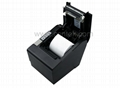 80mm Desktop thermal small ticket printer 1