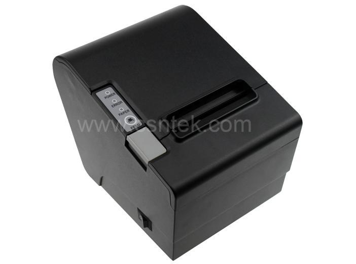 80mm Desktop thermal small ticket printer 2