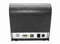80mm Desktop thermal small ticket printer 3