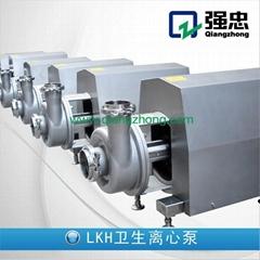 sanitary stainless steel pump