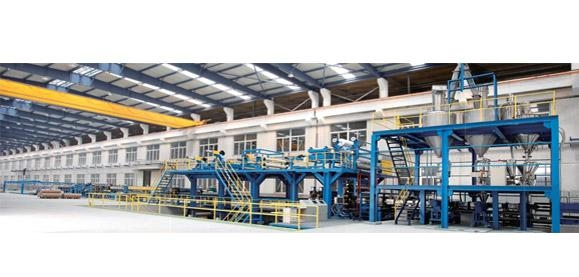 High Speed Aluminum Plastic Composite Panel Extrusion Line   1