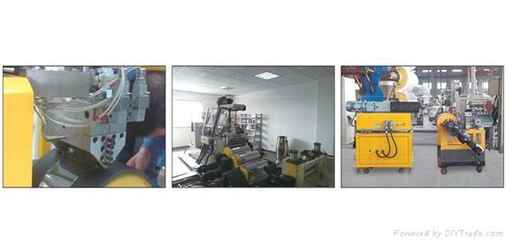 Small Laboratorial Extrusion Equipment   1