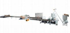 XPS擠塑保溫板生產線