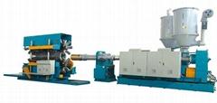 HDPE/PP/PVC 雙壁波紋管生產線