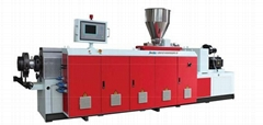 Co-rotating Conical Twin-screw Extruder