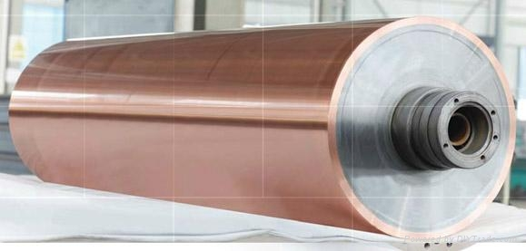 Embossing Roller And Microstructure Roller   1