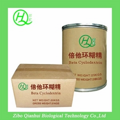 beta cyclodextrin cas 7585-39-9 beta dex food additives