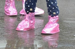 New Style Anti Slip  Waterproof Windproof Rain Boot Shoe Covers From