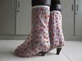 Ladies Waterproof Cover Rain Shoes