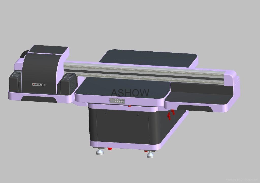 上海爱美iprin-u UV平板喷绘机. 1