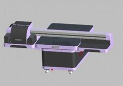 上海愛美iprin-u UV平板噴繪機.