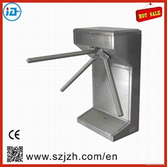 New design 304 stainless steel semi-automatic tripod turnstile