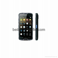 UHF 900M NFC RFID Reader 1D 2D Barcode Scanner Android Phone Handheld PDA