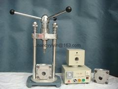 High quality dental injection machine for make removable partial or full denture