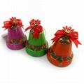 Christmas Bell tin can