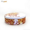 lovely attractive  metal pizza box 2