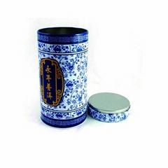 high quality tea tin box with airtight lid