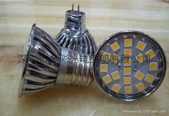 5050/20灯 贴片灯杯