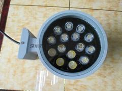 15W LED单头壁灯