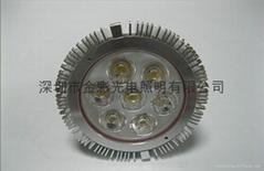 7W PAR30 防水灯杯 IP65