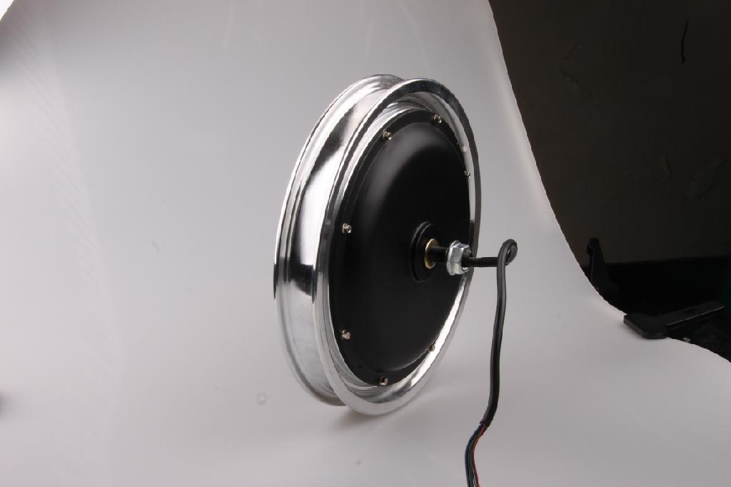 单轮平衡车电机 2