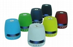 MIni Bluetooth Speaker  0.268KG and colorful