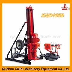 KAISHAN All-Pneumatic type and Electric & Pneumatic type deep hole drilling rig