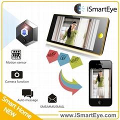 Multi Apartments Wifi IP 3G Wireless Video Door Phone