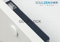 Guub 2017 Bluetooth lock hidden drawer lock