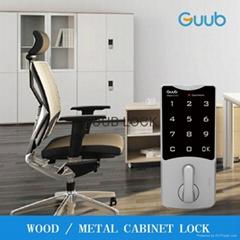 Guub 2015 Touch pad lock