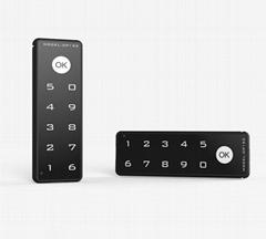 Guub keyless door lock metal password safe and vault